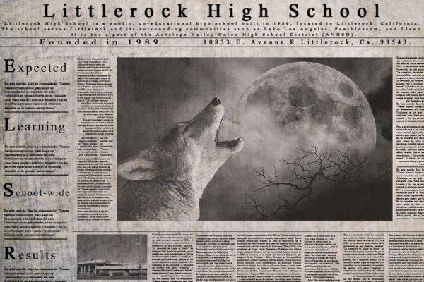 Newspaper Texture for Photoshop