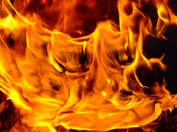 Fire Flame Texture