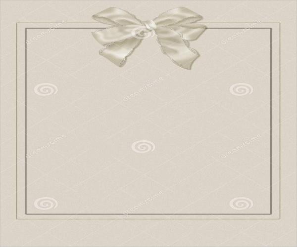 printable blank place card