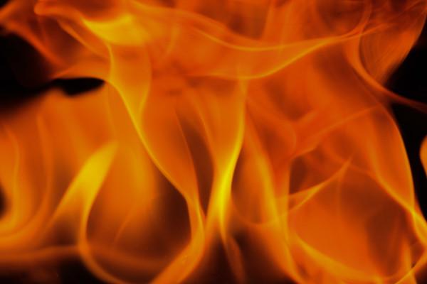 Blender Fire Texture