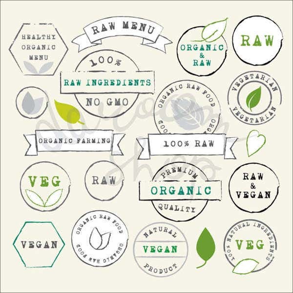 organic-food-packaging-label