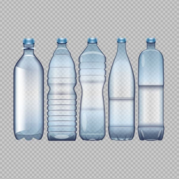 6+ Blank Water Bottle Label Templates - Free Printable PSD, Word ...
