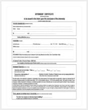 law-internship-certificate-template