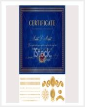 blue-certificate