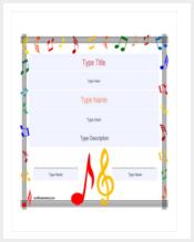music-award-blank-gift-certificate-pdf-template-free-download