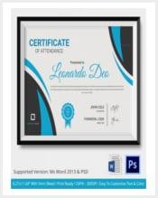 attendance_certificate-2