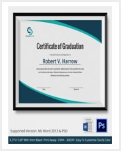 certificate template 337 word pdf documents download free