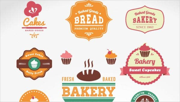 blank food label templates