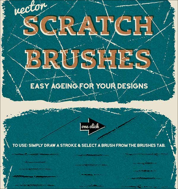 vector-scratch-brushes