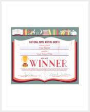 award-winner-certificate-template