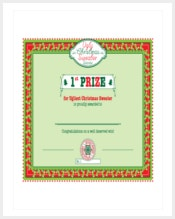 first-prize-winner-certificate-template