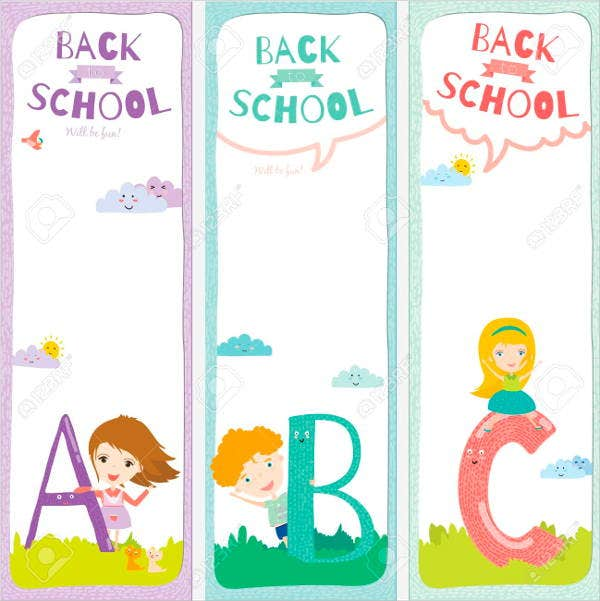 welcome-back-to-school-bookmark-template