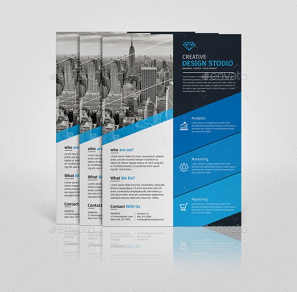 corporate-flyer-layout-template