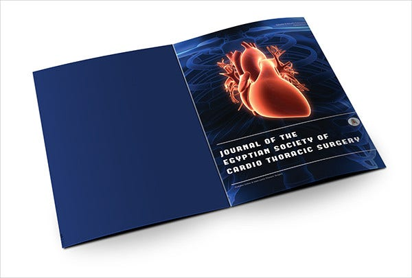 scientific journal cover design