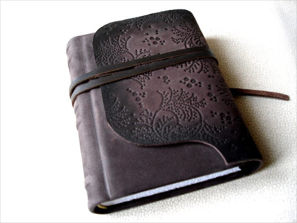 personalized journal cover design