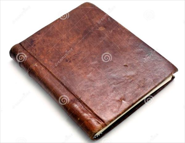 vintage journal cover design1