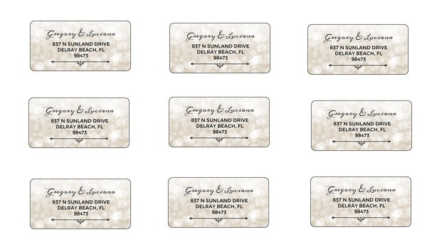 15 wedding water bottle label templates free printable psd word