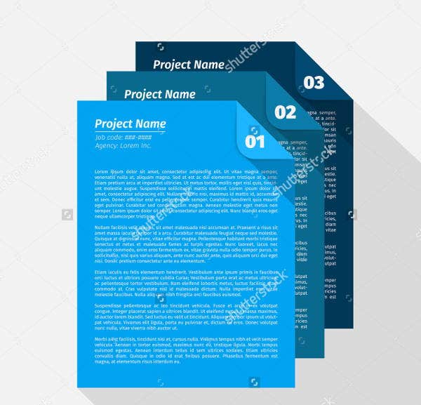 7 project layout templates free psd eps format download free