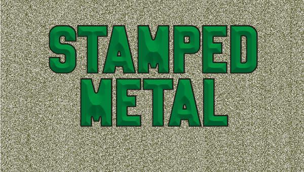 stamp-metal-font