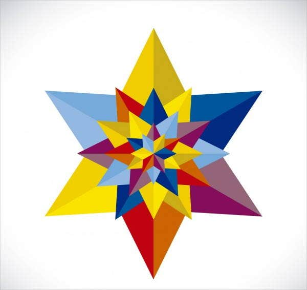 3d-star-vector