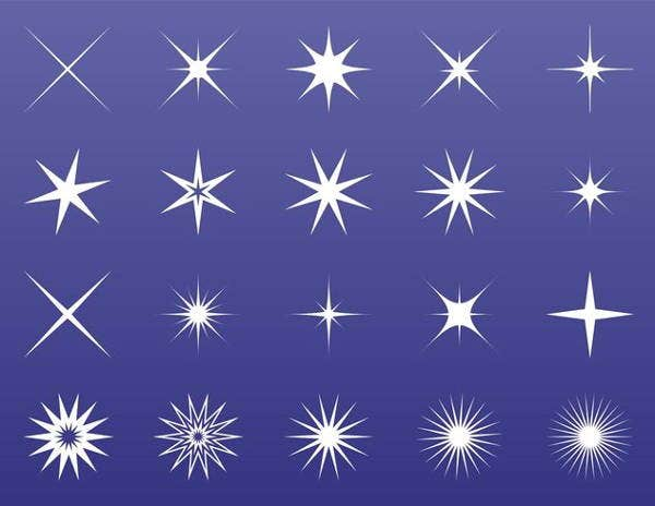 sparkling-star-vector