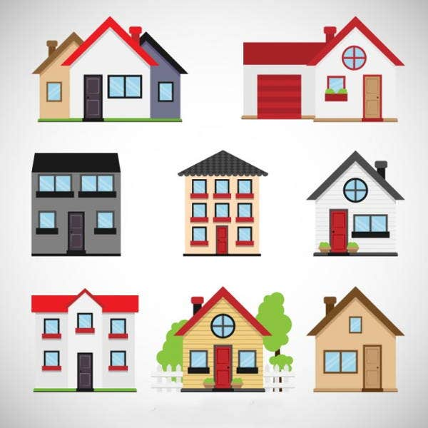 free-house-vector