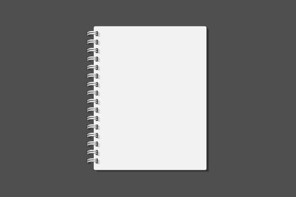 spiral-book-vector