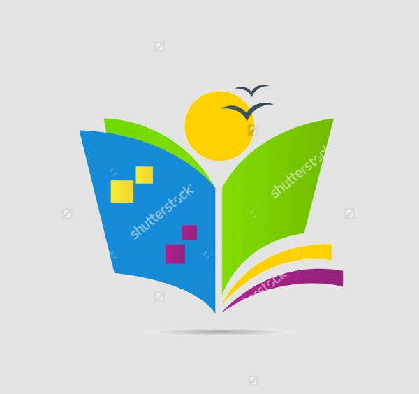 abstract-book-vector