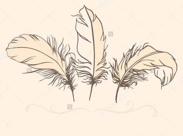 vintage-feather-illustration