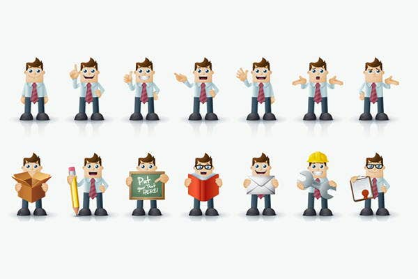 free character vector