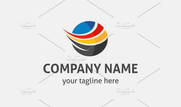 company-sphere-logo-template
