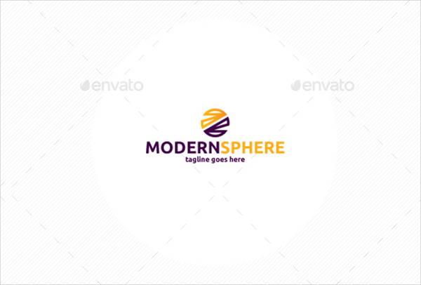 modern-sphere-logo