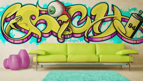 graffitiillustrations