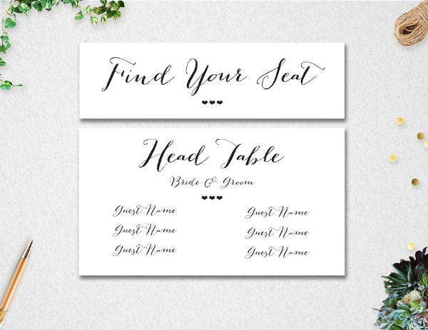 wedding table layout template