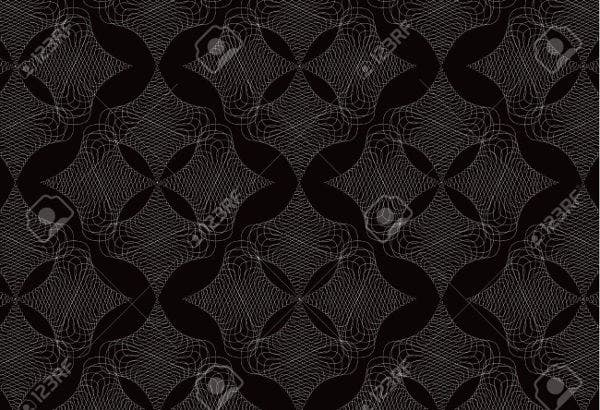 diamond lace pattern
