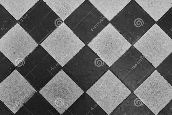 Diamond Tile Pattern