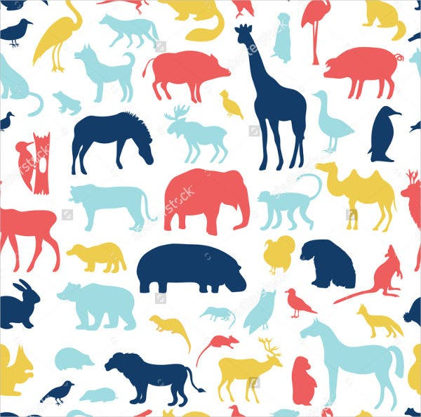 colorful-animal-pattern