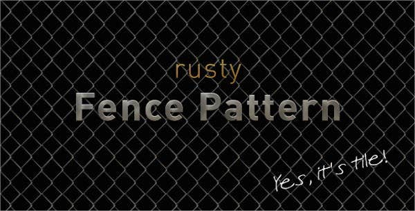 rusty-fence-patterns