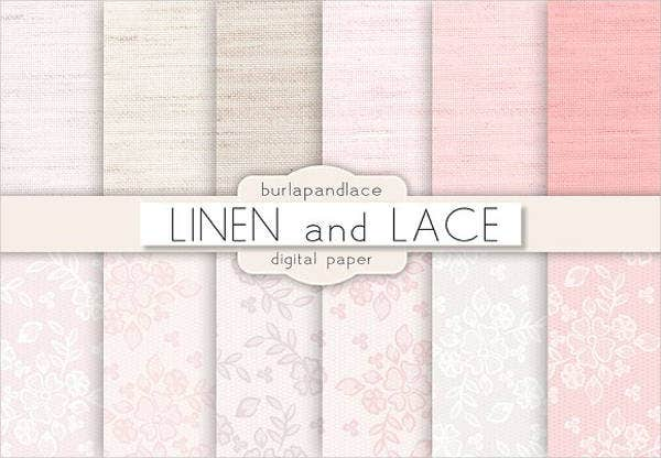 linen and lace patterns