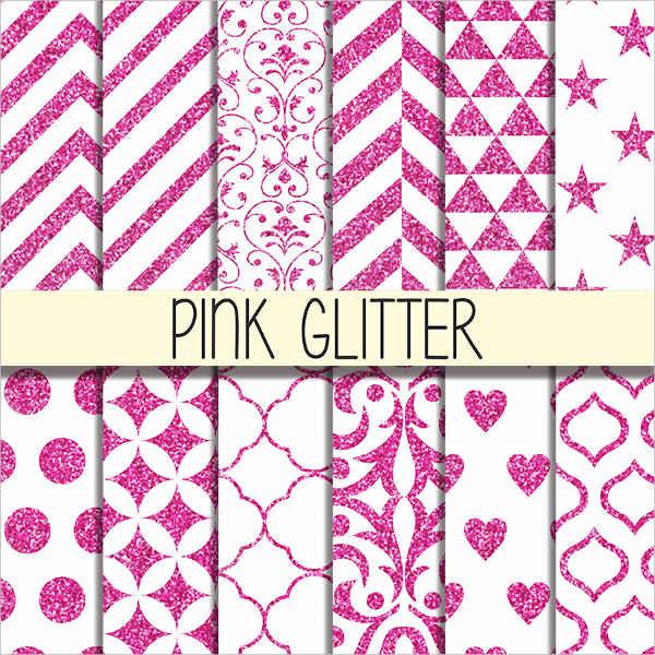pink-glitter-pattern