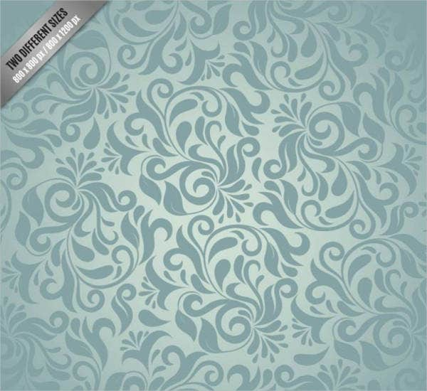 free-damask-pattern-vector