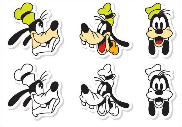 Disney Cartoon Vector