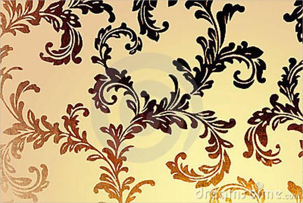 9 damask pattern samples free premium templates free