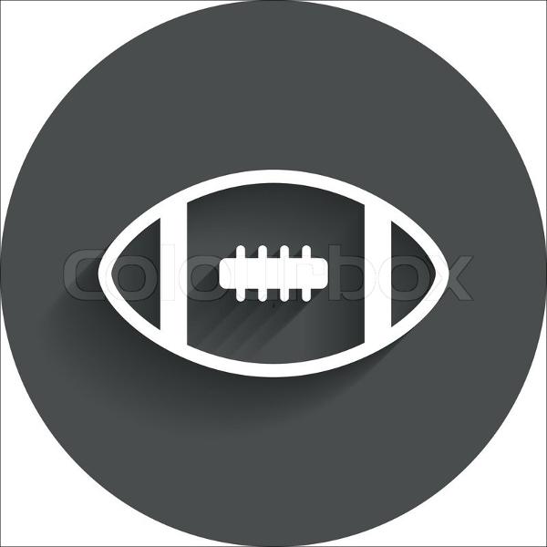 modern-flat-football-icon