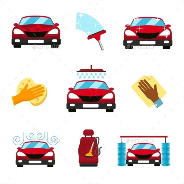 car-cleaning-icon