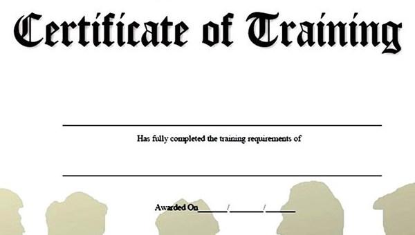 trainingacknowledgementlettertemplates