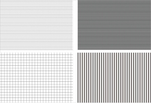 Vector Grid Pattern