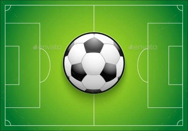 football-poster-vector