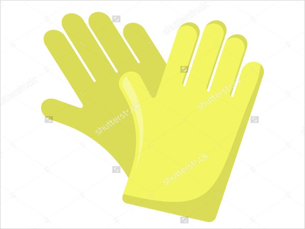 safety gloves icon