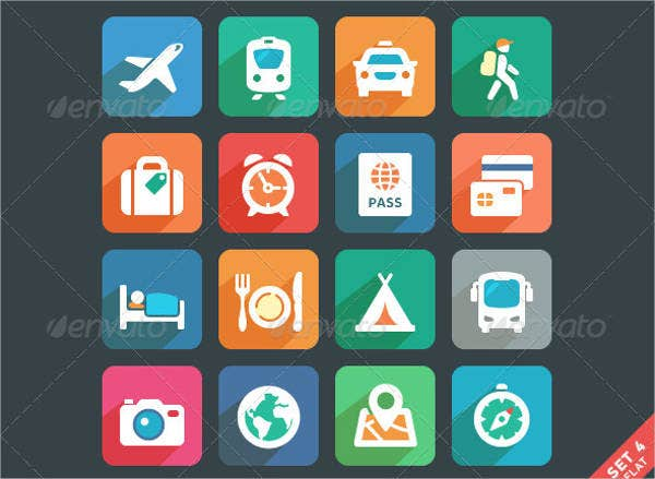 travel-booking-icons